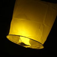 Eco Lantern Yellow